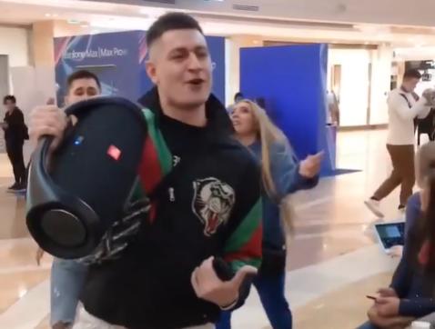 Манукян видео