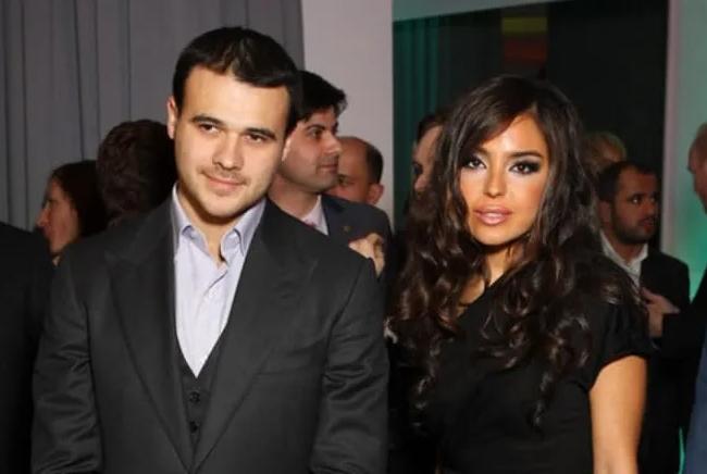 Emin и Лейла Алиева