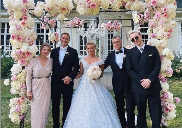 свадьба сестры Егора Крида