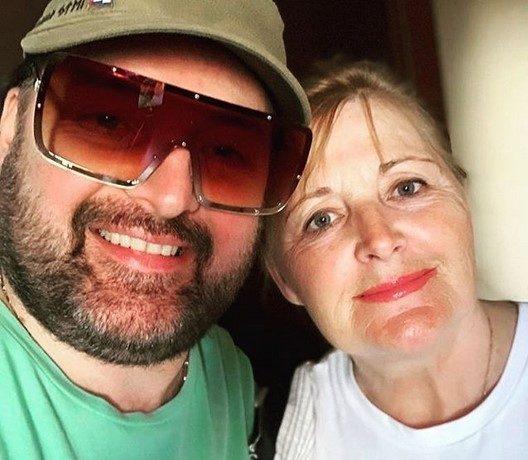 Мистер Кредо с женой