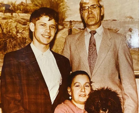 Родители М.Фомина